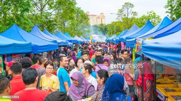 Ramadan Bazaar in Malaysia