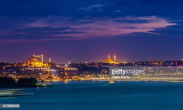 ramadan in istanbul - ramadan stock pictures, royalty-free photos & images