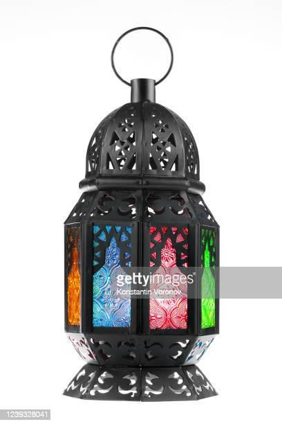 ramadan lantern isolated. - ramadan decoration stock pictures, royalty-free photos & images