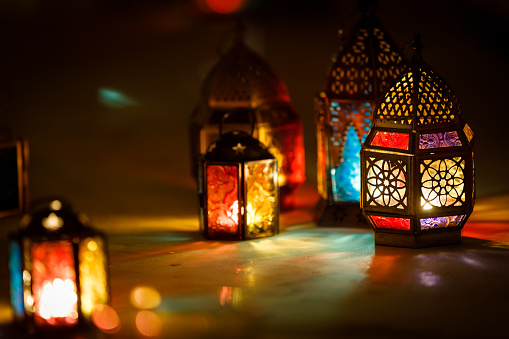 Ramadan Lantern 1142966489