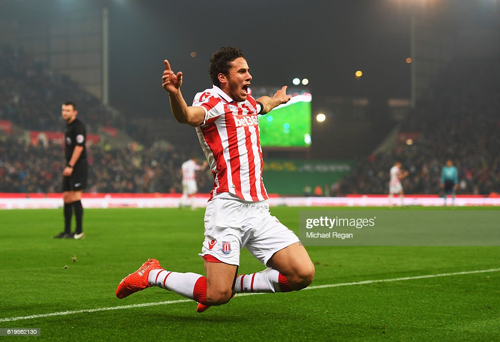 Stoke City v Swansea City - Premier League