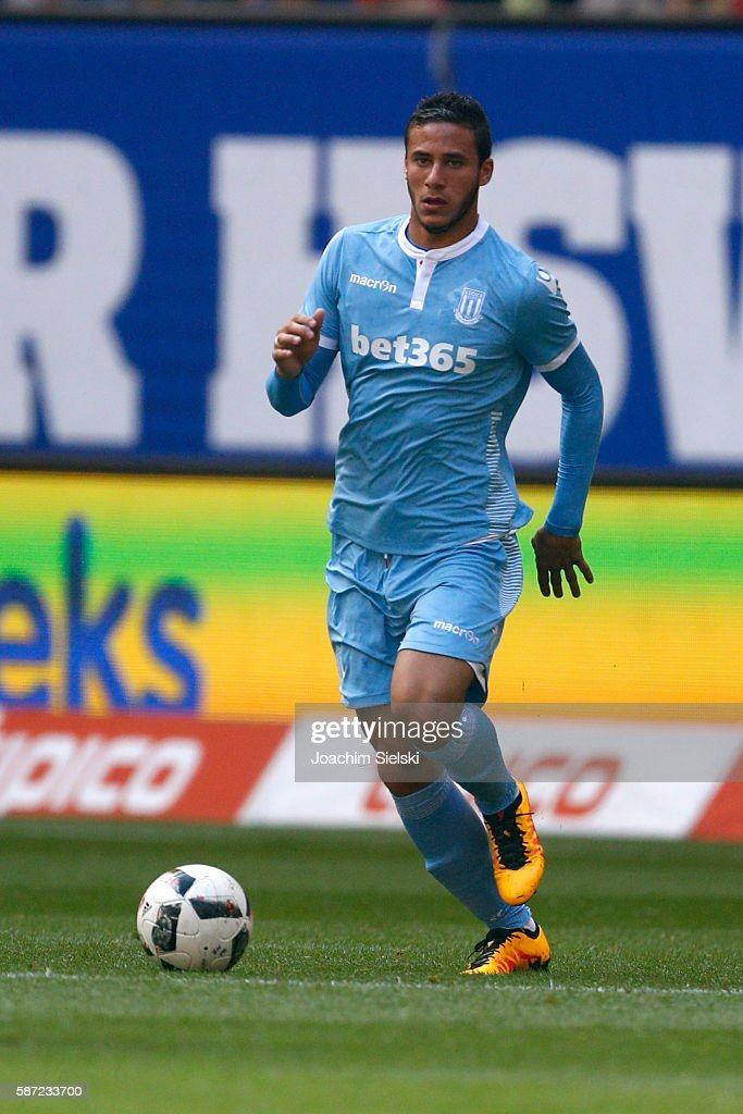 Hamburger SV v Stoke City  - Friendly Match