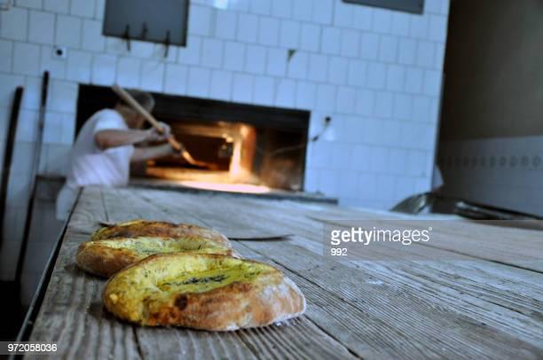Ramadans traditonal bread