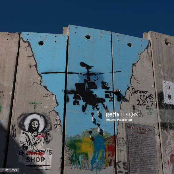 Ramallah Balloons with a commemorative portrait photo of a Palestinian political prisoner Every Tuesday at the Red Cross headquarters in Ramallah the...