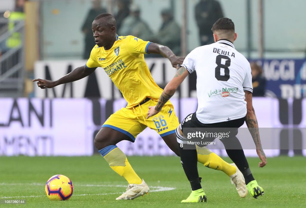 Parma Calcio v Frosinone Calcio - Serie A : News Photo