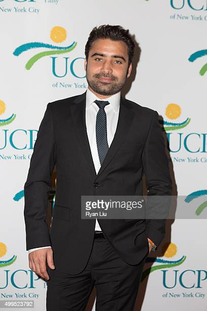 Ramazan Patak attends the 6th Annual UCP Of NYC Santa Project Party and auction benefiting United Cerebral Palsy of New York City at The Down Town...