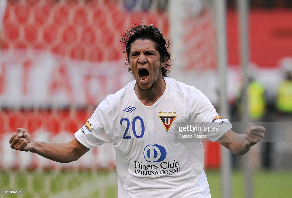 LDU v Yaracuyanos - Copa Bridgestone Sudamericana 2011