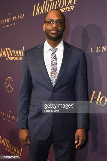 RaMell Ross attends The Hollywood Reporter's 7th Annual Nominees Night presented by MercedesBenz Century Plaza Residences and Heineken USA at CUT on...