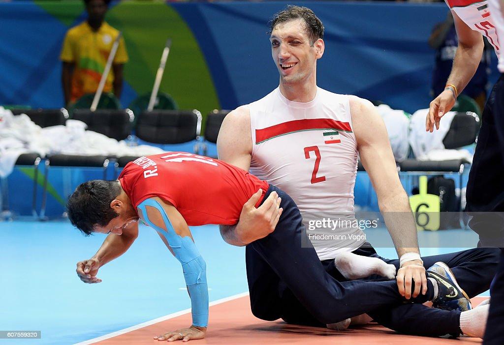 2016 Rio Paralympics - Day 11 : Fotografía de noticias