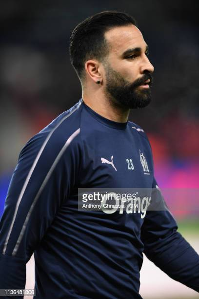 Rami during the Ligue 1 match between Paris Saint Germain and Olympique de Marseille at Parc des Princes on March 17 2019 in Paris France