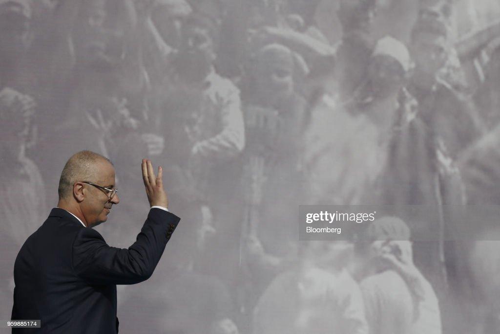 Turkey's President Recep Tayyip Erdogan Speaks At Pro Palestinian Rally