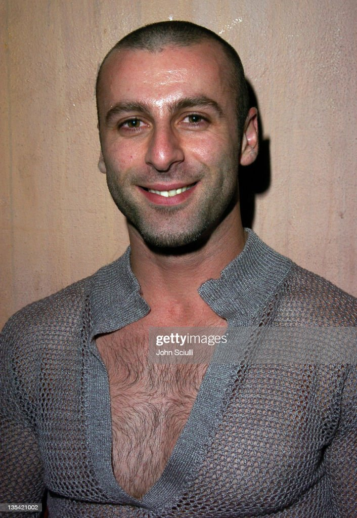 Rami Kashou, designer during 'Confessions of a Burning Man' - After Party at The Spider Club in Hollywood, California, United States.