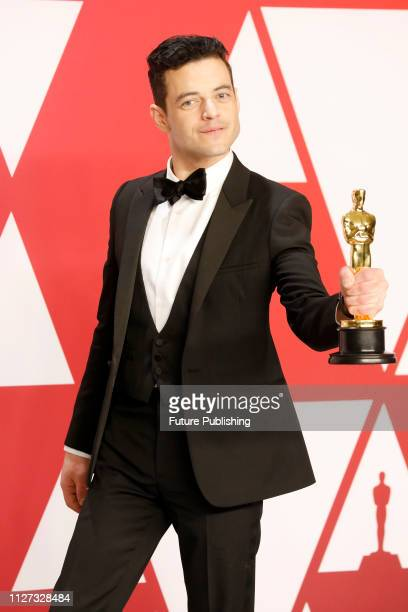 Bohemian Rhapsody 91st Annual Academy Awards press room at the Dolby Theater in Hollywood California on February 24 2019