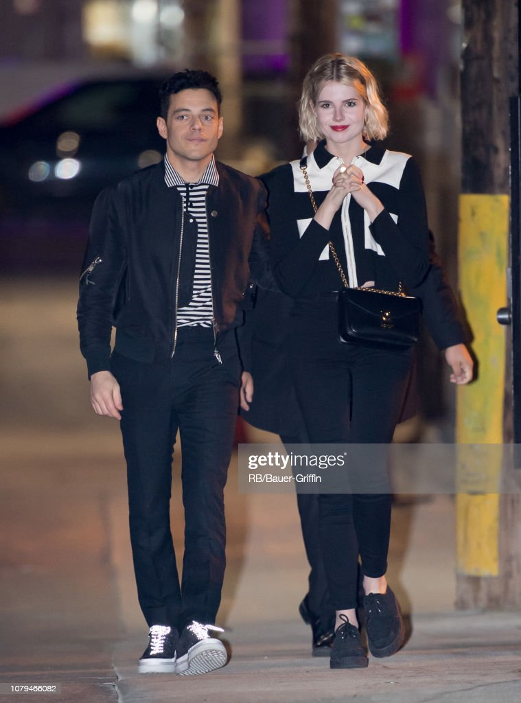 Celebrity Sightings In Los Angeles - January 08, 2019 : News Photo