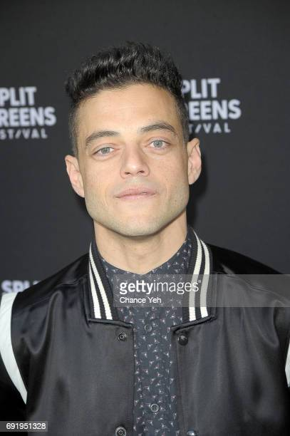Rami Malek attends 2017 IFC Split Screens Festival 'Mr Robot' Close Up With Rami Malek at IFC Center on June 3 2017 in New York City
