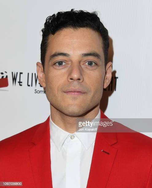 Rami Malek attends the 2nd Annual Los Angeles Online Film Critics Society Award Ceremony at Taglyan Cultural Complex on January 09 2019 in Hollywood...