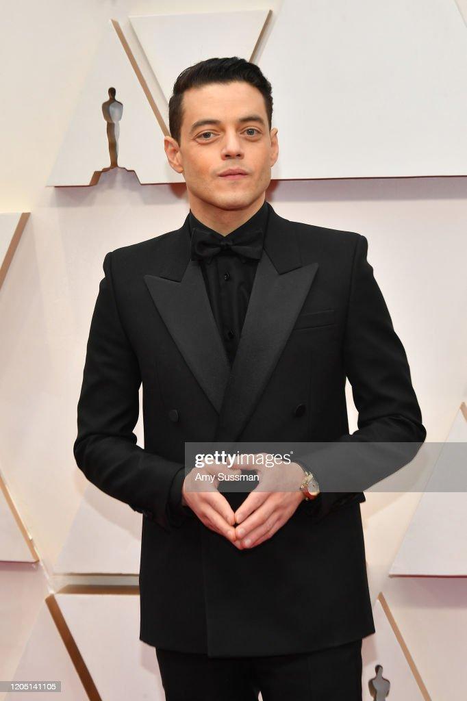 92nd Annual Academy Awards - Arrivals : Nachrichtenfoto