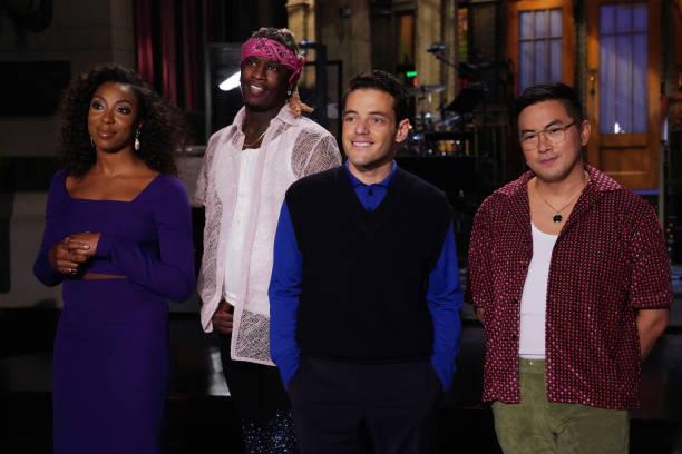 "NY: NBC'S ""Saturday Night Live"" - Rami Malek, Young Thug"