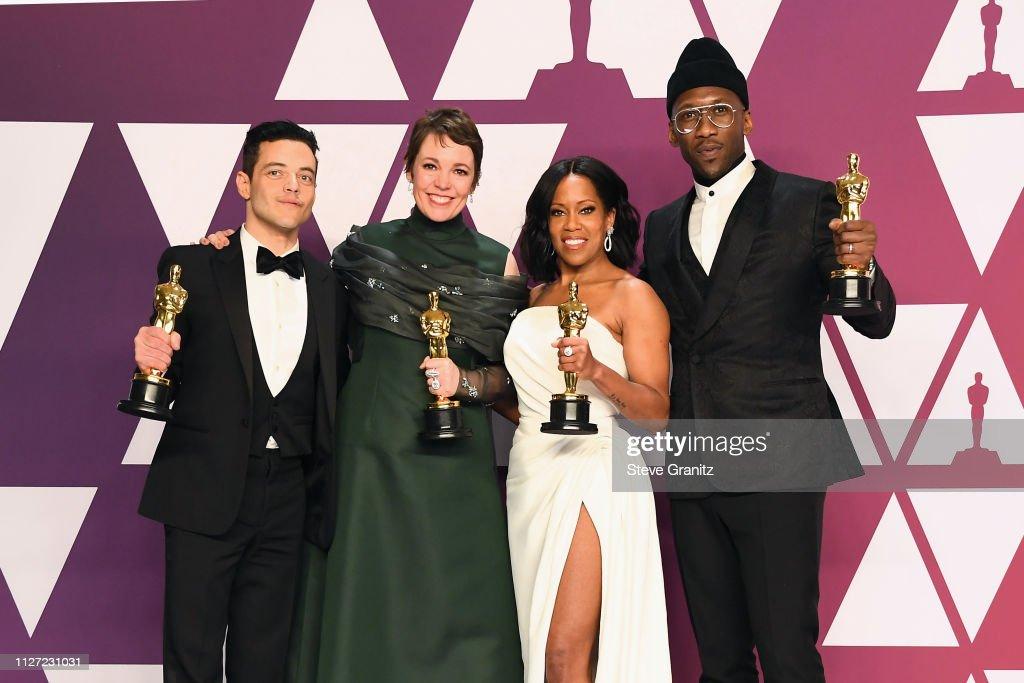 91st Annual Academy Awards - Press Room : Fotografia de notícias