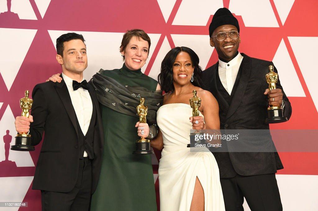 91st Annual Academy Awards - Press Room : ニュース写真