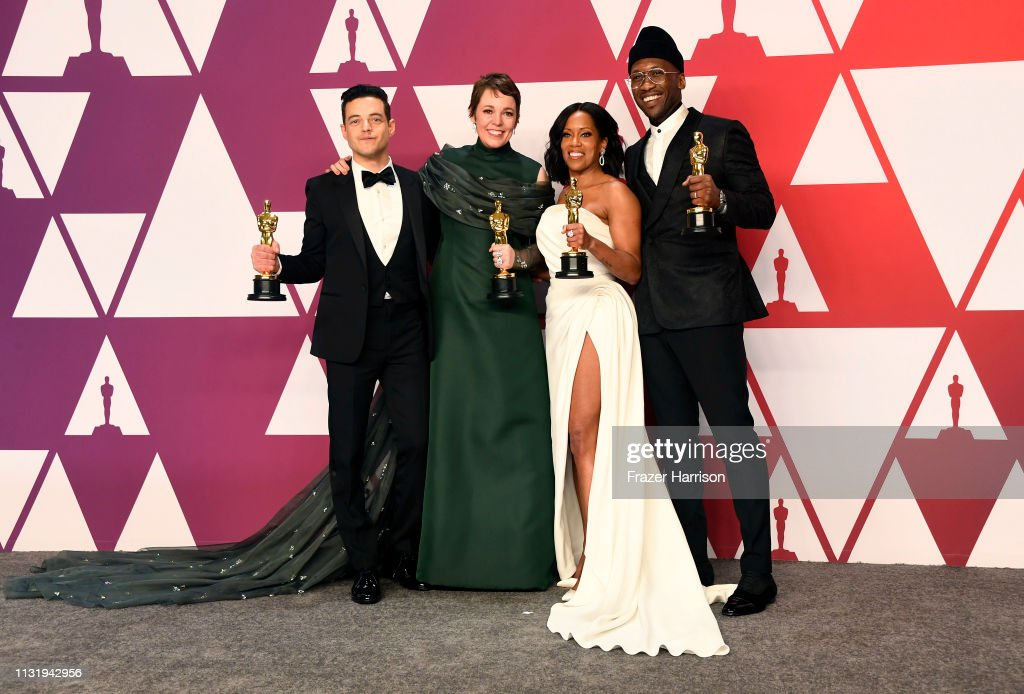 91st Annual Academy Awards - Press Room : News Photo