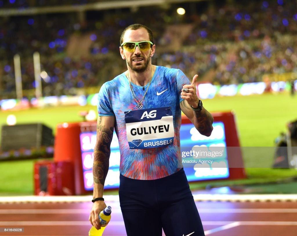 IAAF Diamond League : Memorial Van Damme : News Photo