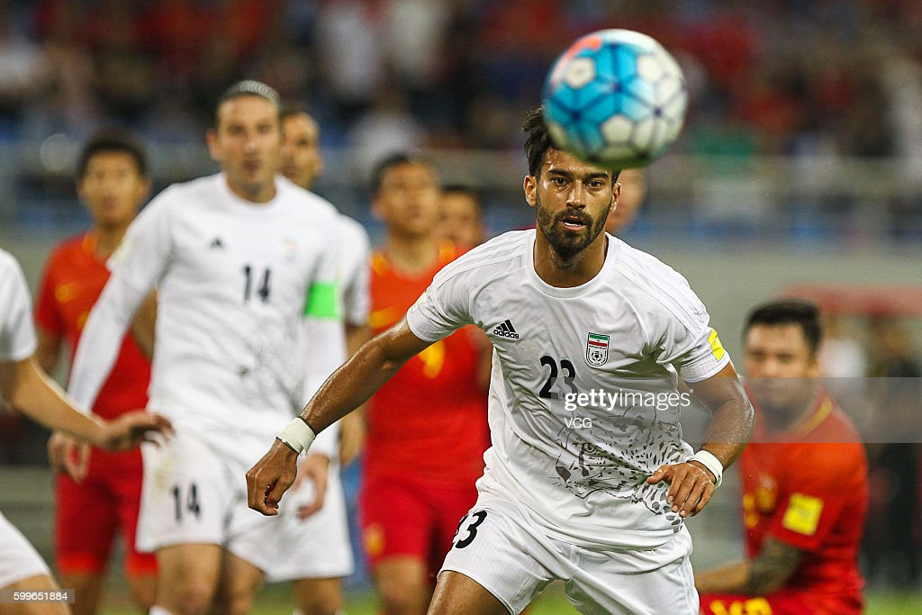 China v Iran - 2018 Russia World Cup Asia Qualifiers
