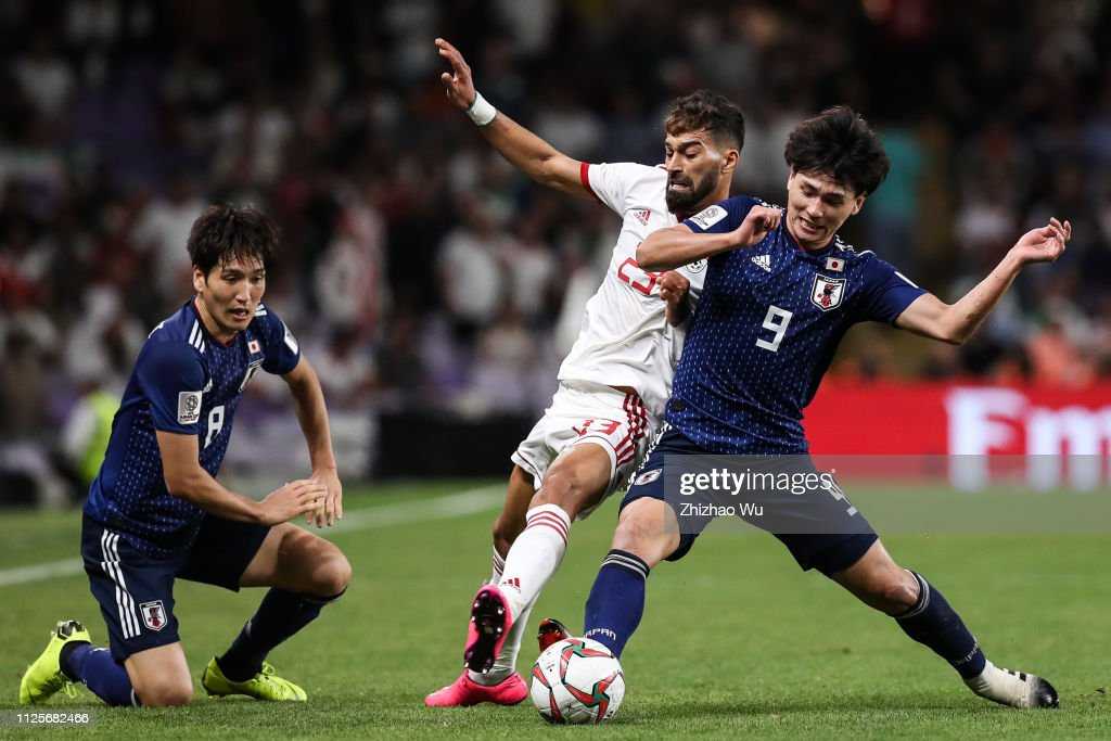 Iran v Japan - AFC Asian Cup Semi Final : Fotografía de noticias