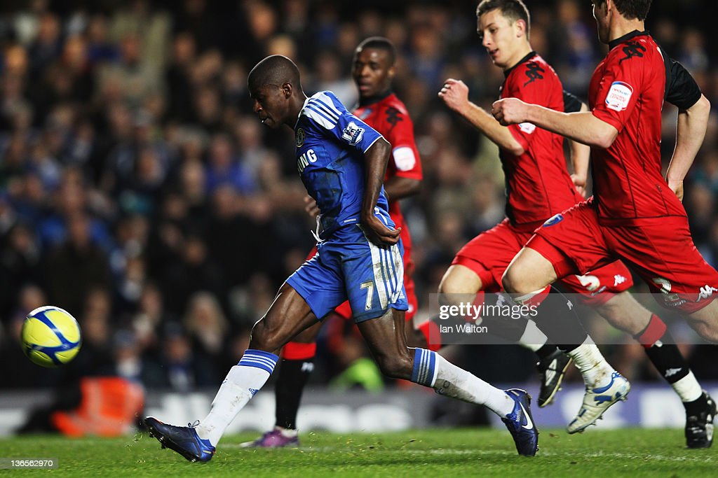 Chelsea v Portsmouth - FA Cup Third Round