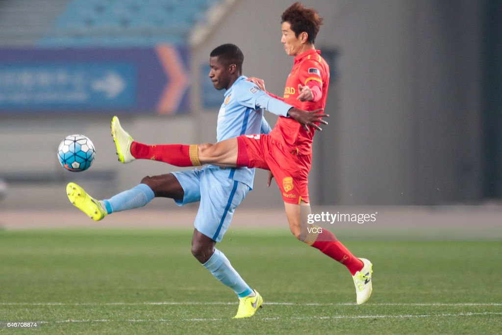 AFC Champions League - Jiangsu FC v Adelaide