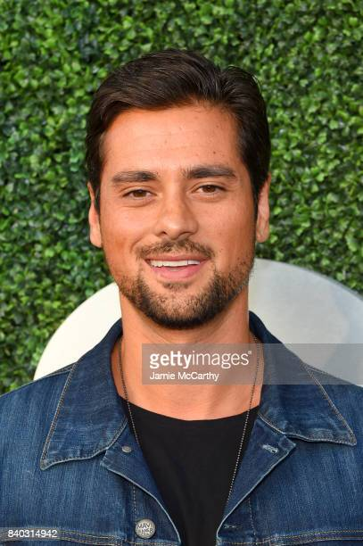 R Ramirez attends the 17th Annual USTA Foundation Opening Night Gala at USTA Billie Jean King National Tennis Center on August 28 2017 in the Queens...