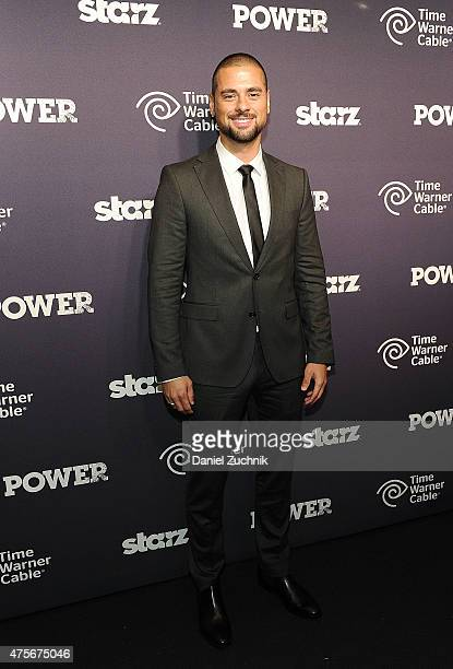 R Ramirez attends the Power Season Two Series Premiere at Best Buy Theater on June 2 2015 in New York City