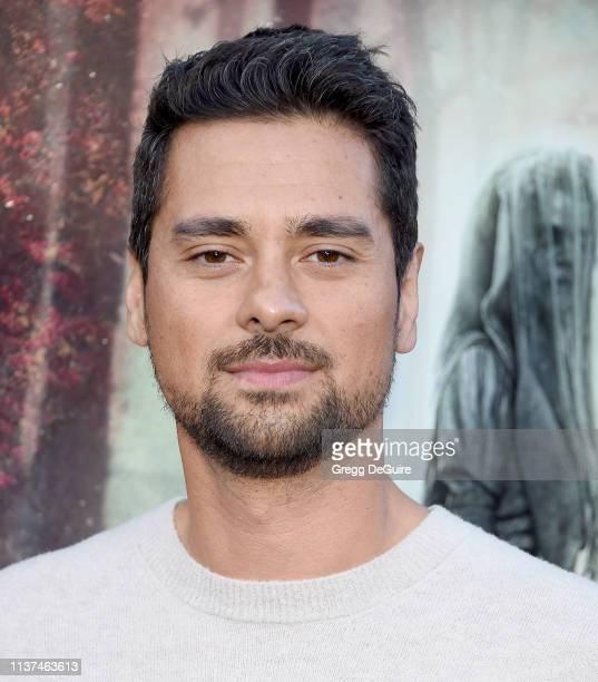R Ramirez attends the Premiere Of Warner Bros' The Curse Of La Llorona at the Egyptian Theatre on April 15 2019 in Hollywood California