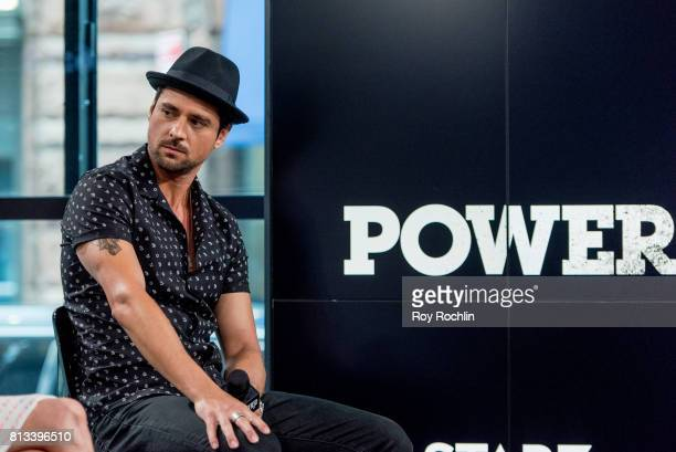 R Ramirez discusses Power with the Build Series at Build Studio on July 12 2017 in New York City