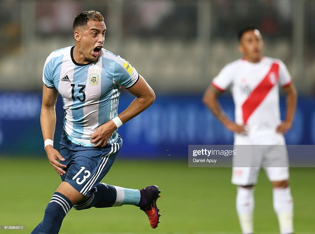 Peru v Argentina - FIFA 2018 World Cup Qualifiers