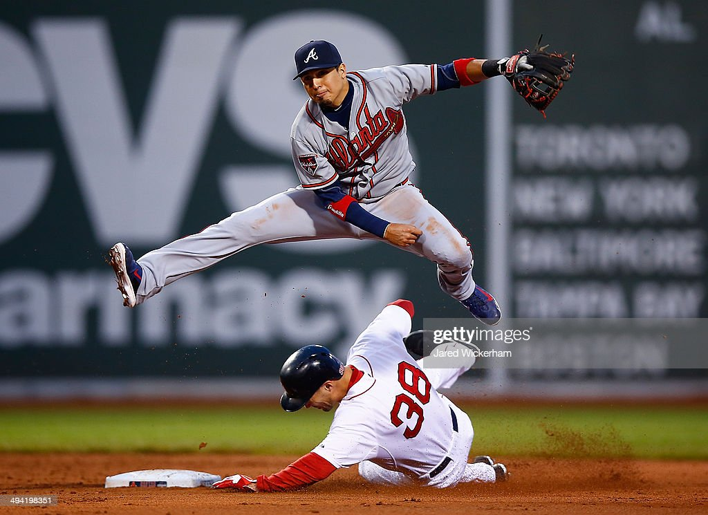 Atlanta Braves v Boston Red Sox