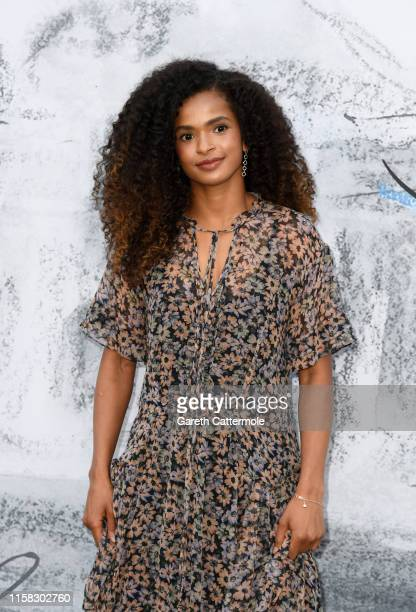 Ramla Ali attends The Summer Party 2019 Presented By Serpentine Galleries And Chanel at The Serpentine Gallery on June 25 2019 in London England