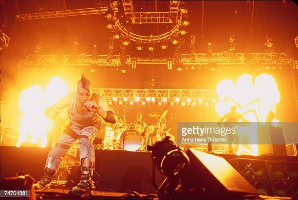 Rammstein at the Cox Arena in San Diego California