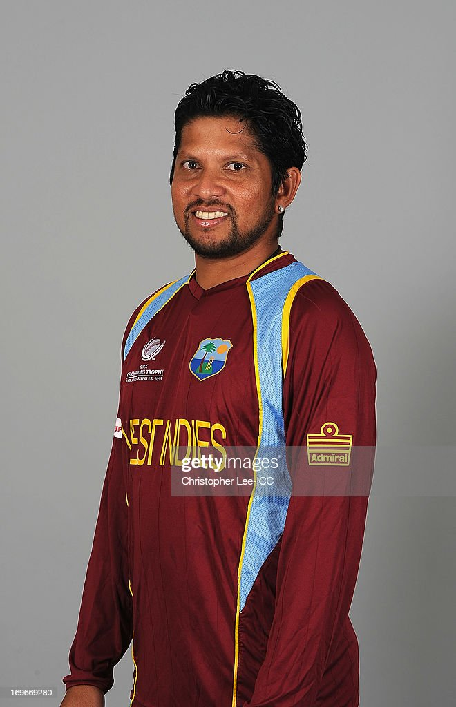 West Indies Portrait Session - ICC Champions Trophy