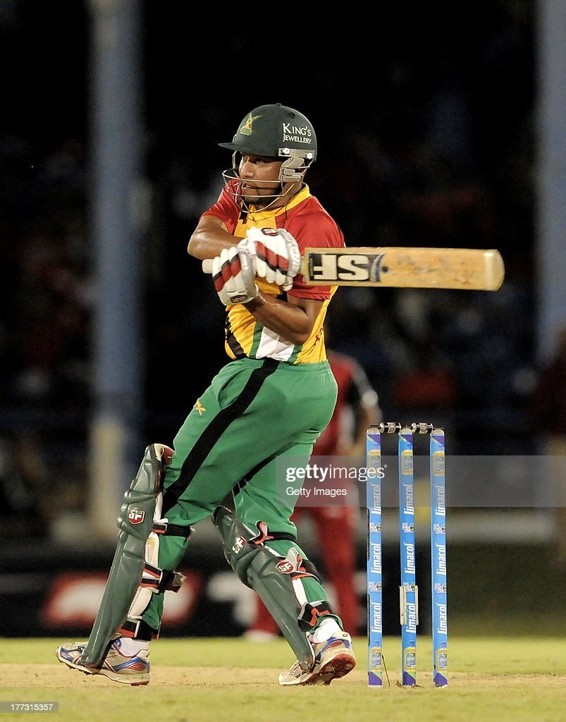 Guyana Amazon Warriors v Trinidad and Tobago Red Steel - CPL T20 Semi Final