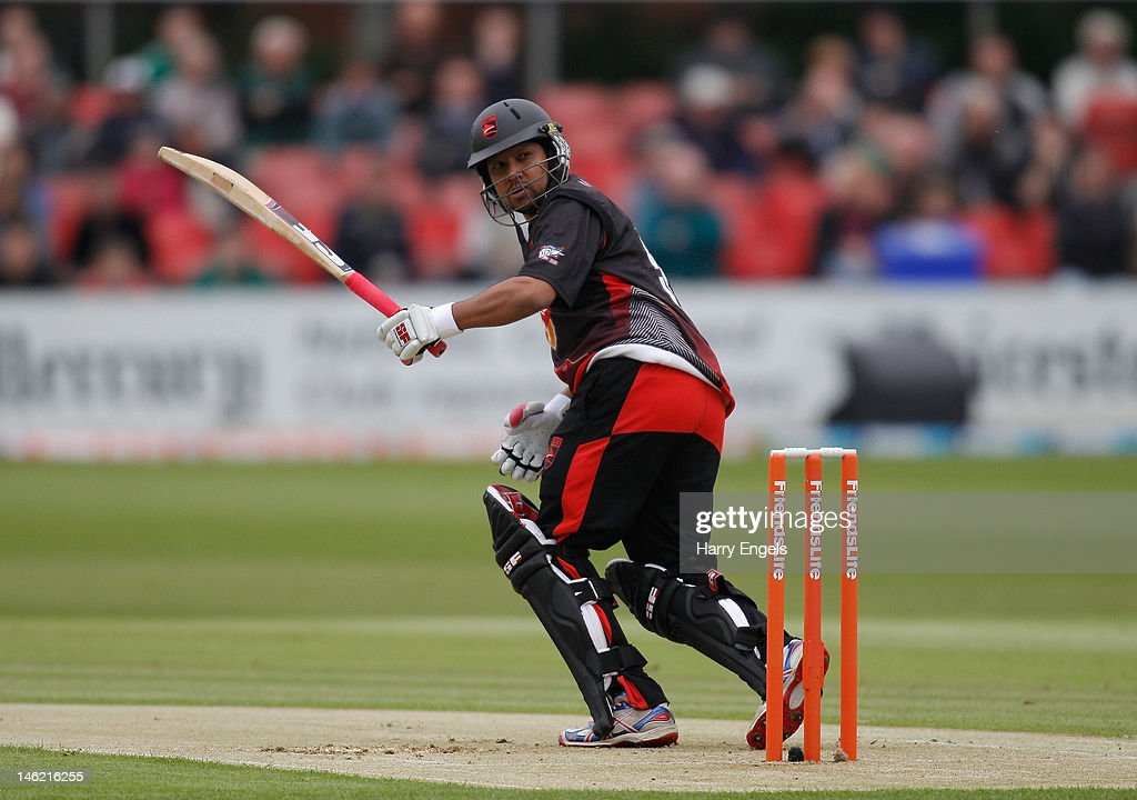 Leicestershire v Nottinghamshire - Friends Life T20