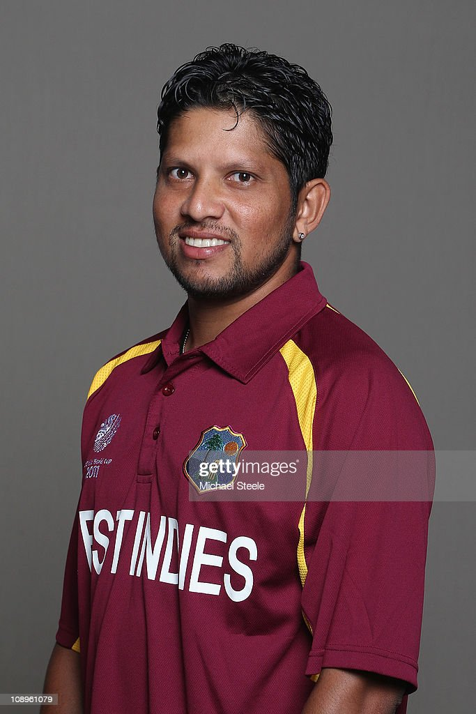 2011 ICC World Cup - West Indies Portrait Session