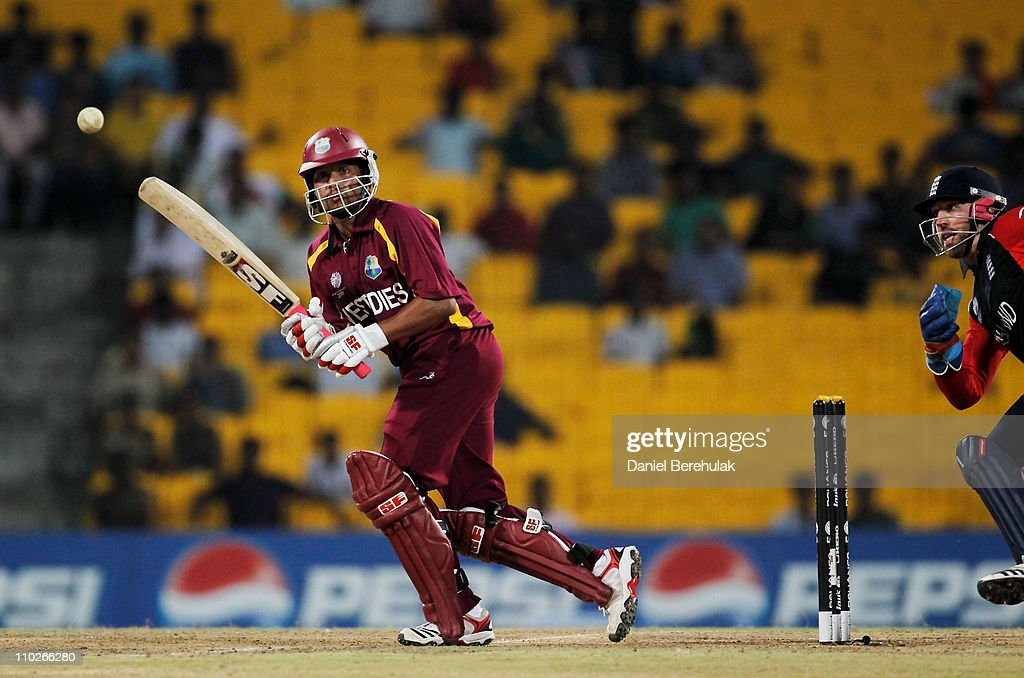 England v West Indies: Group B - 2011 ICC World Cup