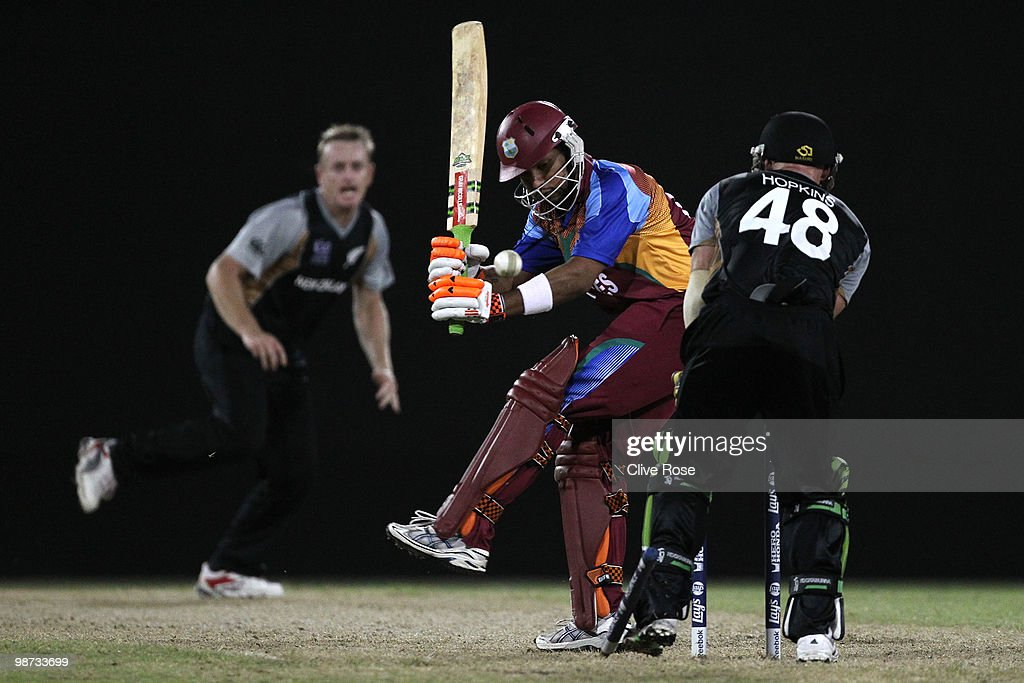 west Indies v New Zealand: Warm Up Match - ICC T20 World Cup