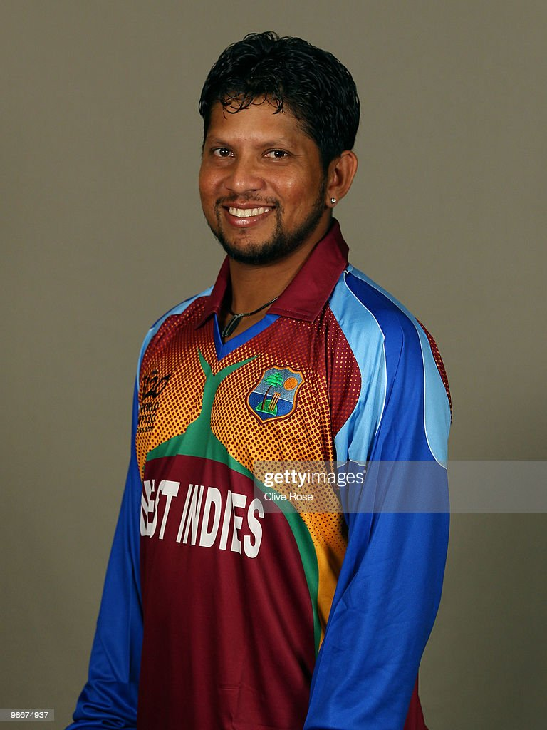 West Indies Portrait Session - ICC T20 World Cup