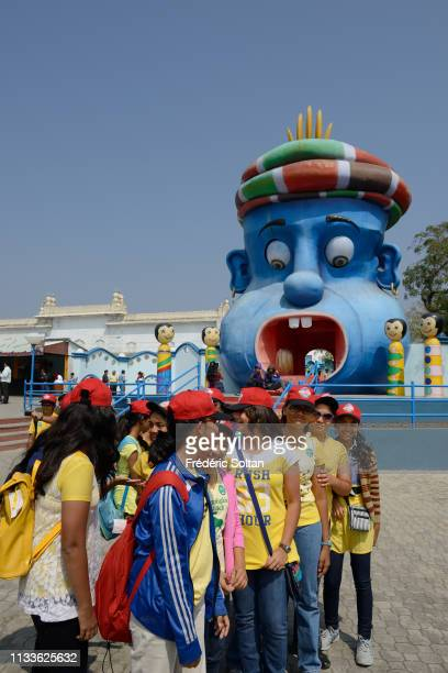 Ramoji Film City is the largest integrated film city and also a popular tourism and recreation centre containing both natural and artificial...