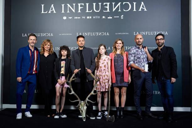 "ESP: ""La Influencia"" Madrid Photocall"