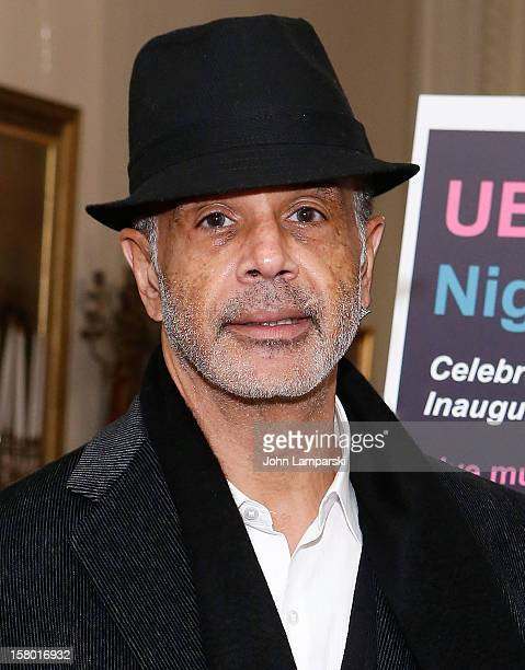 Ramon Hervey II attends the 2012 Ubuntu Africa Worlds AIDS Day Benefit at Salmagundi Arts Club on December 8 2012 in New York City
