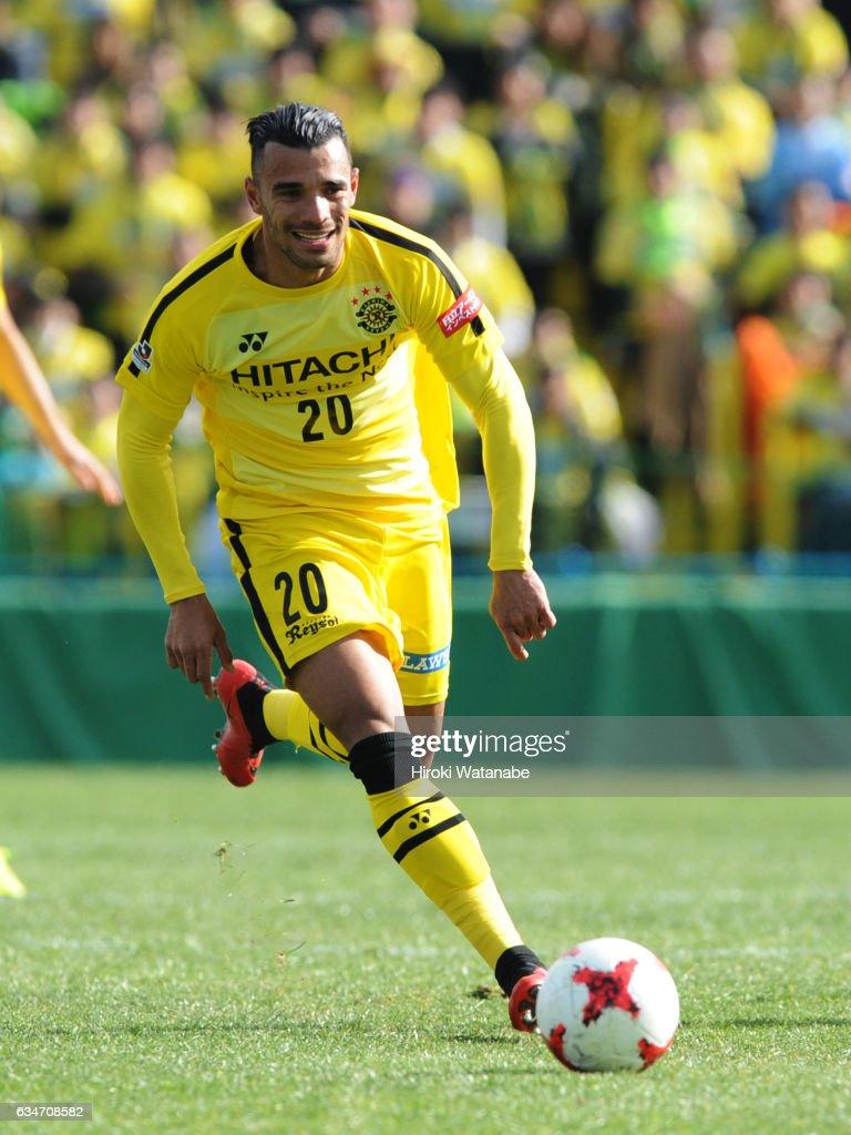 Kashiwa Reysol v JEF United Chiba - Preseason Friendly