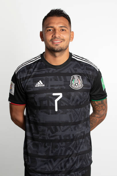 PRY: Mexico Portraits - FIFA Beach Soccer World Cup Paraguay 2019